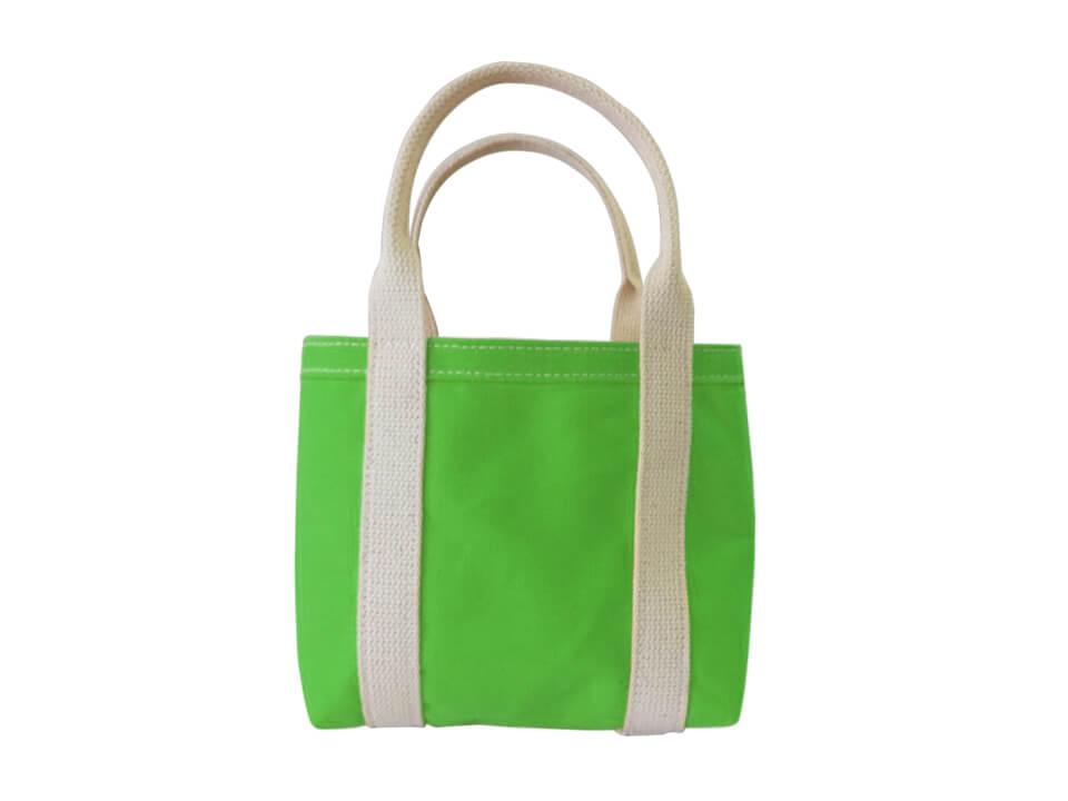 รับทำกระเป๋าผ้า สั่งทำกระเป๋าผ้า ราคาถูก สีเขียว